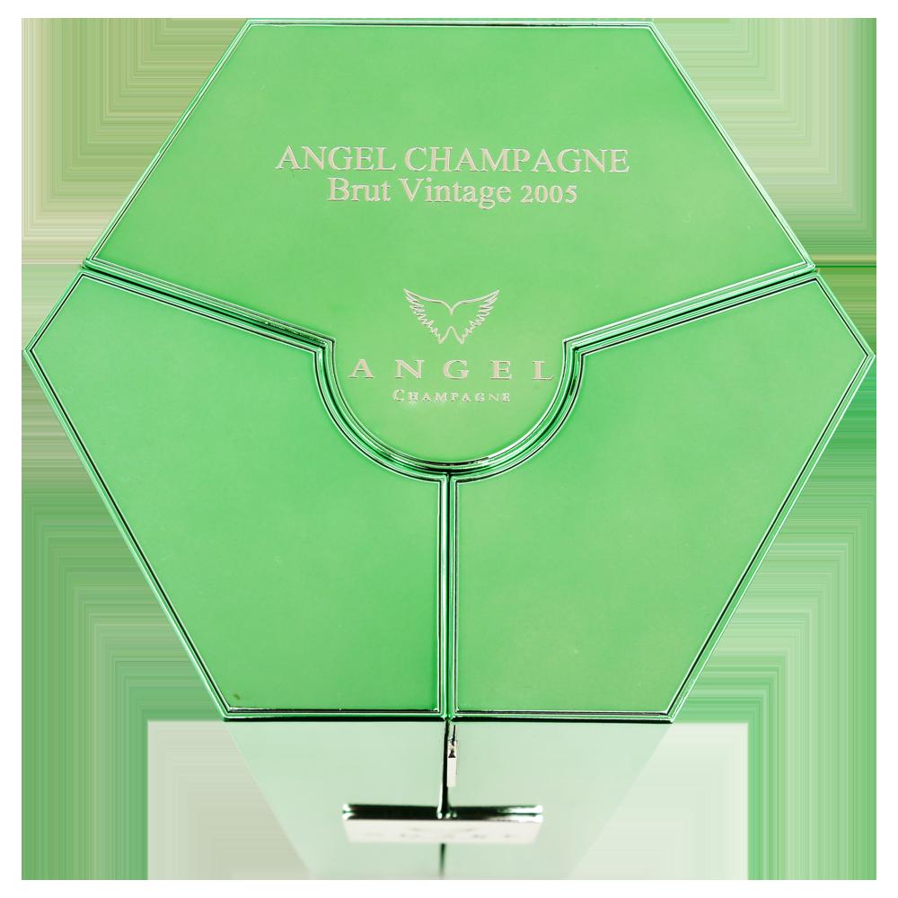 angel-champagne-vintage-2005-green